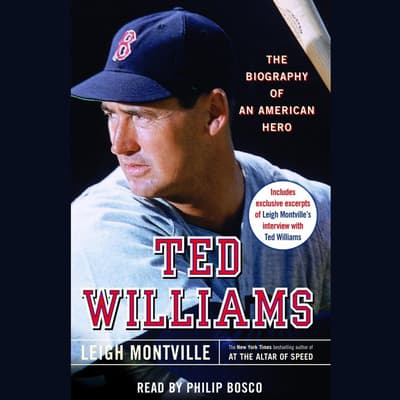 Ted Williams by Leigh Montville audiobook