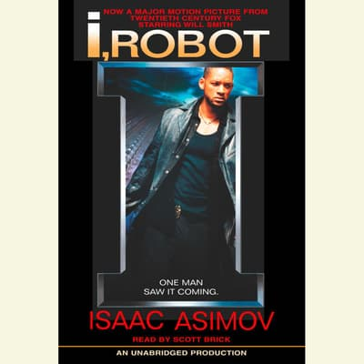 I, Robot by Isaac Asimov audiobook