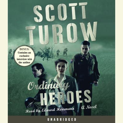 Ordinary Heroes by Scott Turow audiobook