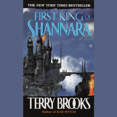 First King of Shannara by Terry Brooks audiobook