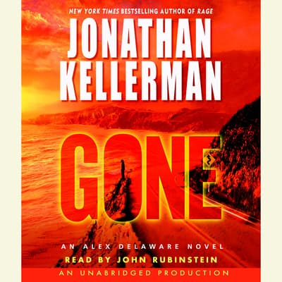 Gone by Jonathan Kellerman audiobook