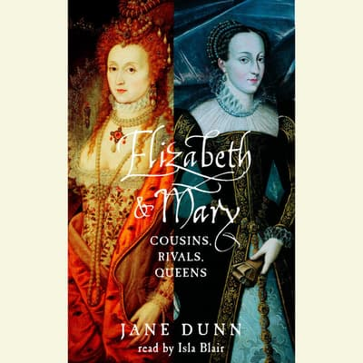 Elizabeth and Mary by Jane Dunn audiobook