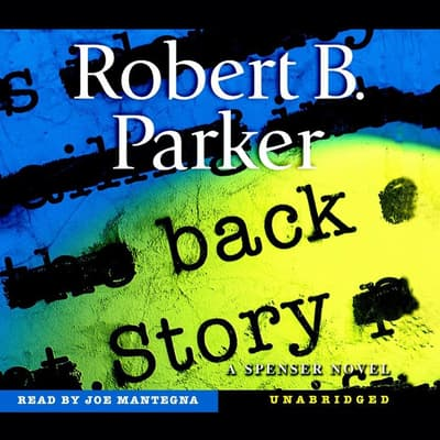 Back Story by Robert B. Parker audiobook
