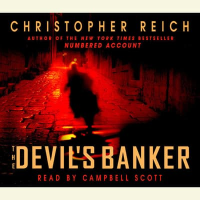 The Devil's Banker by Christopher Reich audiobook