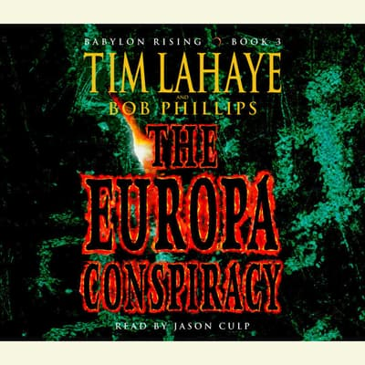 Babylon Rising Book 3: The Europa Conspiracy by Tim LaHaye audiobook