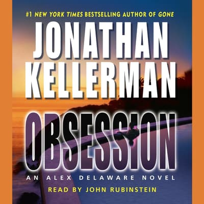 Obsession by Jonathan Kellerman audiobook