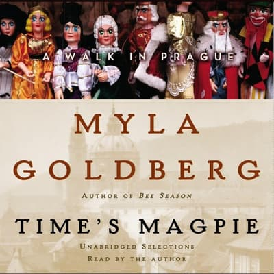Time's Magpie by Myla Goldberg audiobook