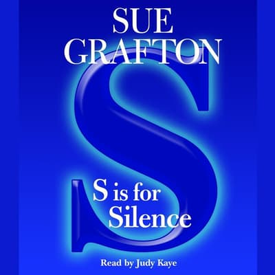 S Is For Silence by Sue Grafton audiobook