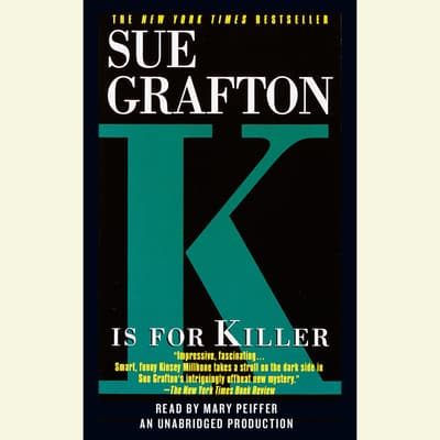 K Is for Killer by Sue Grafton audiobook