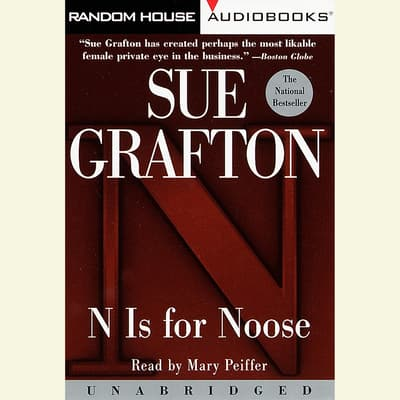 N Is For Noose by Sue Grafton audiobook