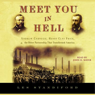 Meet You in Hell by Les Standiford audiobook
