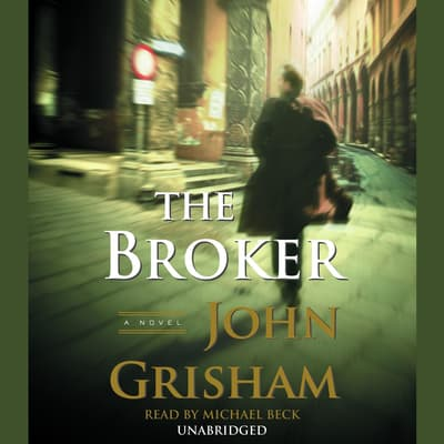 The Broker by John Grisham audiobook