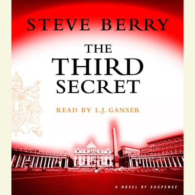 The Third Secret by Steve Berry audiobook