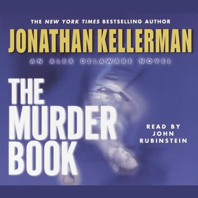 The Murder Book by Jonathan Kellerman audiobook