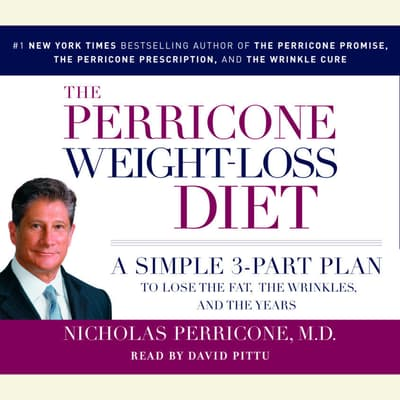 The Perricone Weight-Loss Diet by Nicholas Perricone audiobook