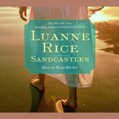 Sandcastles by Luanne Rice audiobook