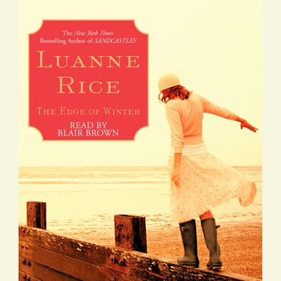 The Edge of Winter by Luanne Rice audiobook