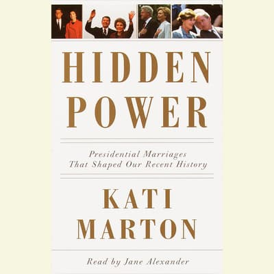 Hidden Power by Kati Marton audiobook
