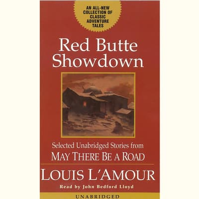 Red Butte Showdown by Louis L'Amour audiobook