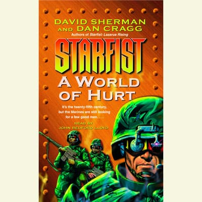 Starfist: A World of Hurt by David Sherman audiobook