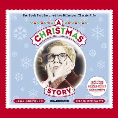 A Christmas Story by Jean Shepherd audiobook