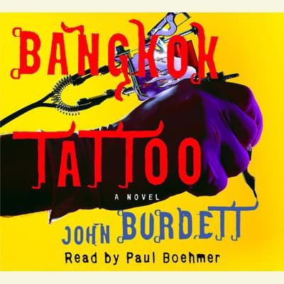 Bangkok Tattoo by John Burdett audiobook