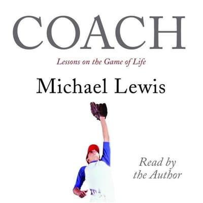 Coach by Michael Lewis audiobook