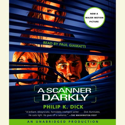 A Scanner Darkly by Philip K. Dick audiobook