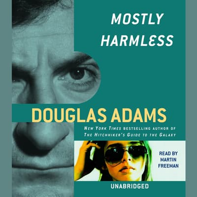 Mostly Harmless by Douglas Adams audiobook