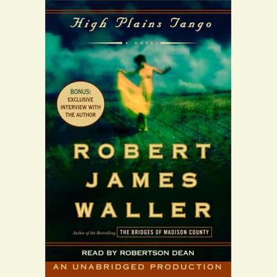 High Plains Tango by Robert James Waller audiobook