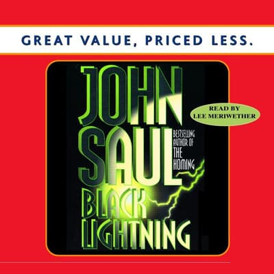Black Lightning by John Saul audiobook