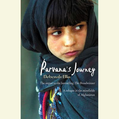 Parvana's Journey by Deborah Ellis audiobook