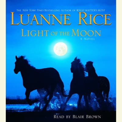 Light of the Moon by Luanne Rice audiobook
