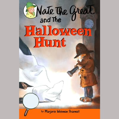 Nate the Great and the Halloween Hunt by Marjorie Weinman Sharmat audiobook