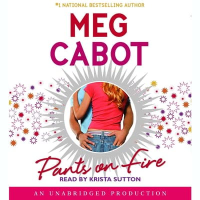 Pants on Fire by Meg Cabot audiobook