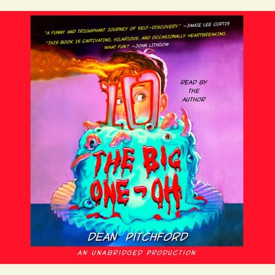 The Big One-Oh by Dean Pitchford audiobook