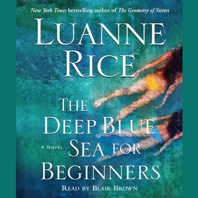The Deep Blue Sea for Beginners by Luanne Rice audiobook