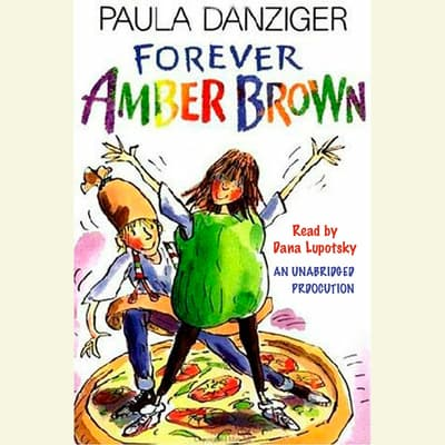 Forever Amber Brown by Paula Danziger audiobook