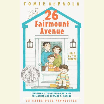 On My Way by Tomie dePaola audiobook