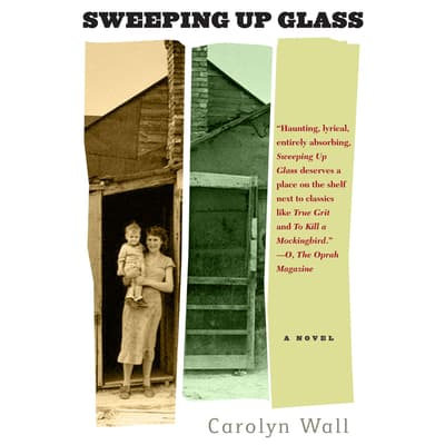 Sweeping Up Glass by Carolyn Wall audiobook