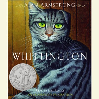 Whittington by Alan Armstrong audiobook
