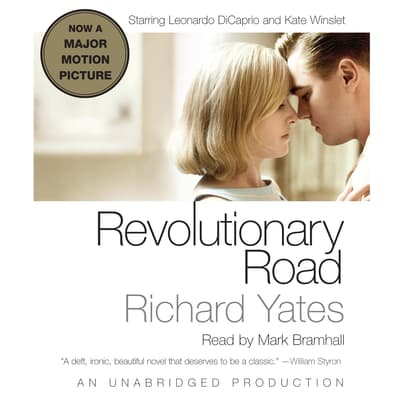 Revolutionary Road by Richard Yates audiobook