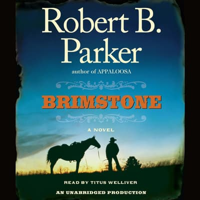 Brimstone by Robert B. Parker audiobook