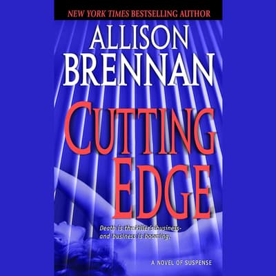 Cutting Edge by Allison Brennan audiobook