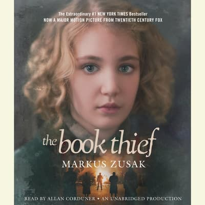 The Book Thief by Markus Zusak audiobook