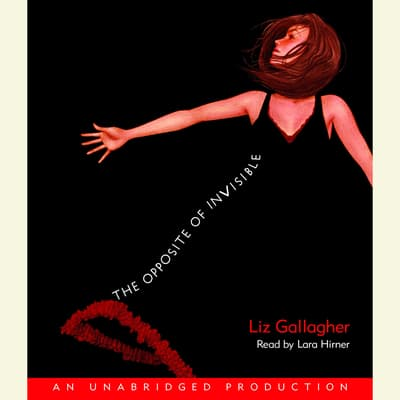 The Opposite of Invisible by Liz Gallagher audiobook