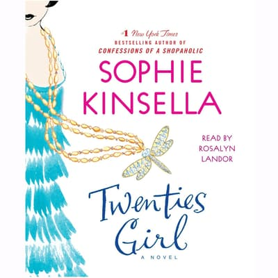 Twenties Girl by Sophie Kinsella audiobook