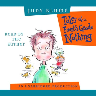 Tales of a Fourth Grade Nothing by Judy Blume audiobook