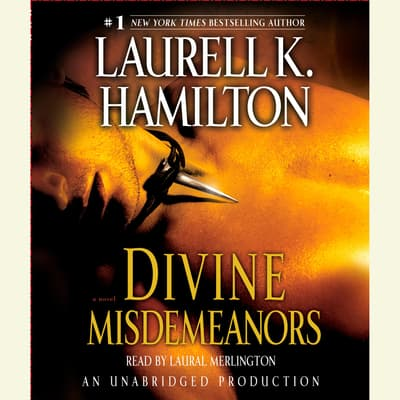 Divine Misdemeanors by Laurell K. Hamilton audiobook