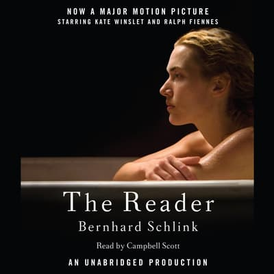 The Reader by Bernhard Schlink audiobook